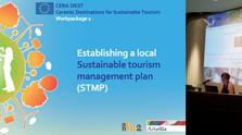 Projet europeen tourisme