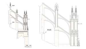 Architecture archéologie relevés tourisme