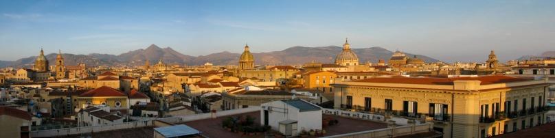 Palerme Sicily Arkellia COSME Voyage