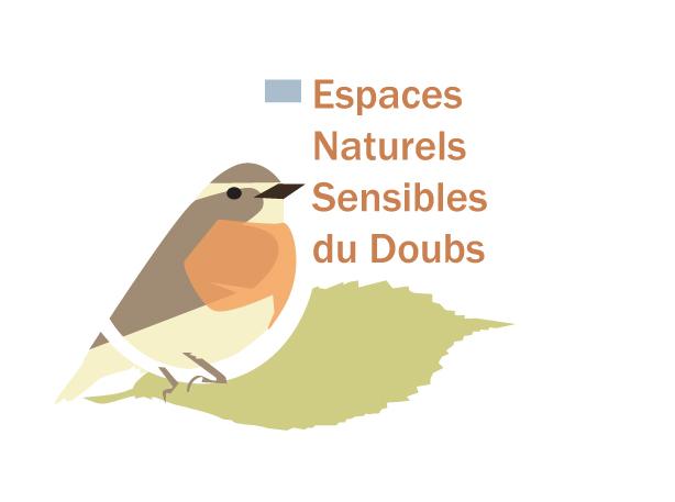 Logo ENS Espaces naturels sensibles Conseil général Doubs