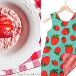 Marletto strawberry recipe